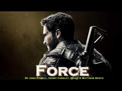 EPIC ROCK   ''Force'' By Josh Powell, Henry Parsley, Zeeko & Matthew Bento