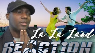 La La Land Official Trailer - Teaser REACTION! Emma Stone, Ryan Gosling
