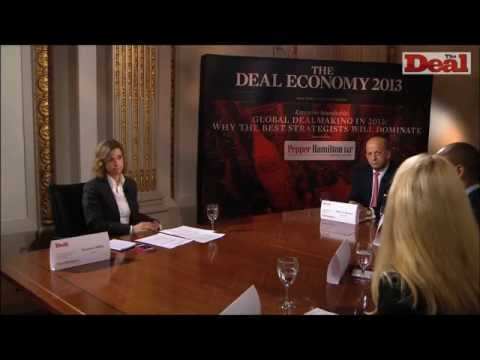 Global Dealmaking in 2013: Why The Best Strategists Will Dominate - Deal Economy 2013 Roundtable