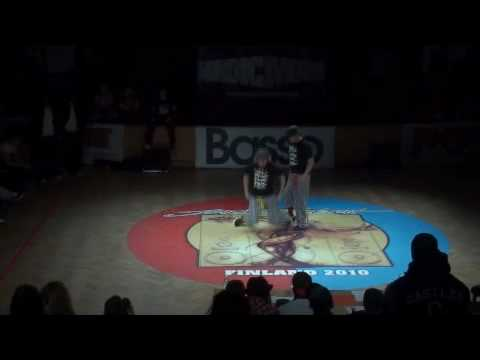 Juste Debout 2010 Finland & Baltic - Will Funk For Food