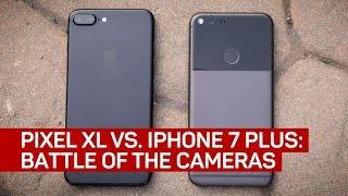 مقارنة سريعة بين كاميرا هاتف جوجل Pixel XL وكاميرا هاتف آبل iPhone 7 Plus توضح تفوق الأخير