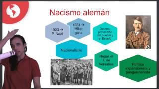 Clase 3 PSU Historia 2015: Totalitarismo y Segunda Guerra Mundial