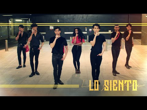 SUPER JUNIOR (슈퍼주니어) - Lo Siento (Feat. Leslie Grace) Dance Cover By RISIN' CREW From France