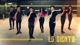 Download Lagu SUPER JUNIOR (슈퍼주니어) - Lo Siento (Feat. Leslie Grace) dance cover by RISIN' CREW from France Mp3