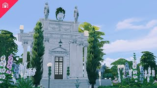 The Marino   The Sims 4: Speed Build