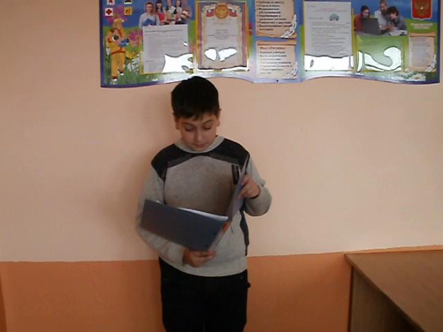 Изображение предпросмотра прочтения – ПуценкоЮрий читает произведение «Бородино» М.Ю.Лермонтова