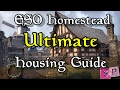 ESO: Ultimate Homestead Housing Guide