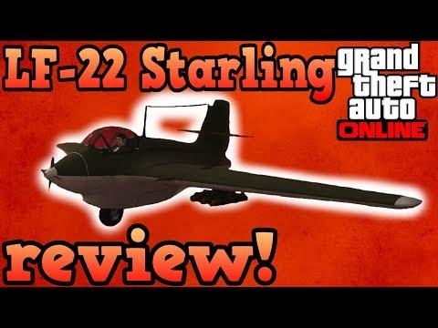 LF-22 Starling review! - GTA Online