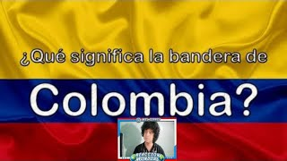 MEXICANO reacciona a Los COLORES  de la bandera de COLOMBIA