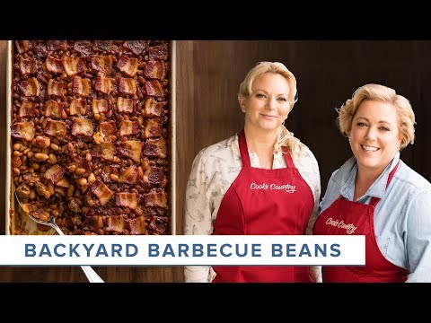 How to Make the Best Backyard Barbecue Beans