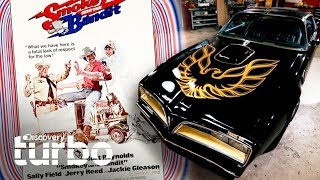 "¡Creando el auto de ""Smokey and the Bandit""! 