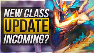 NEW CLASS REWORK INCOMING? | League of Legends
