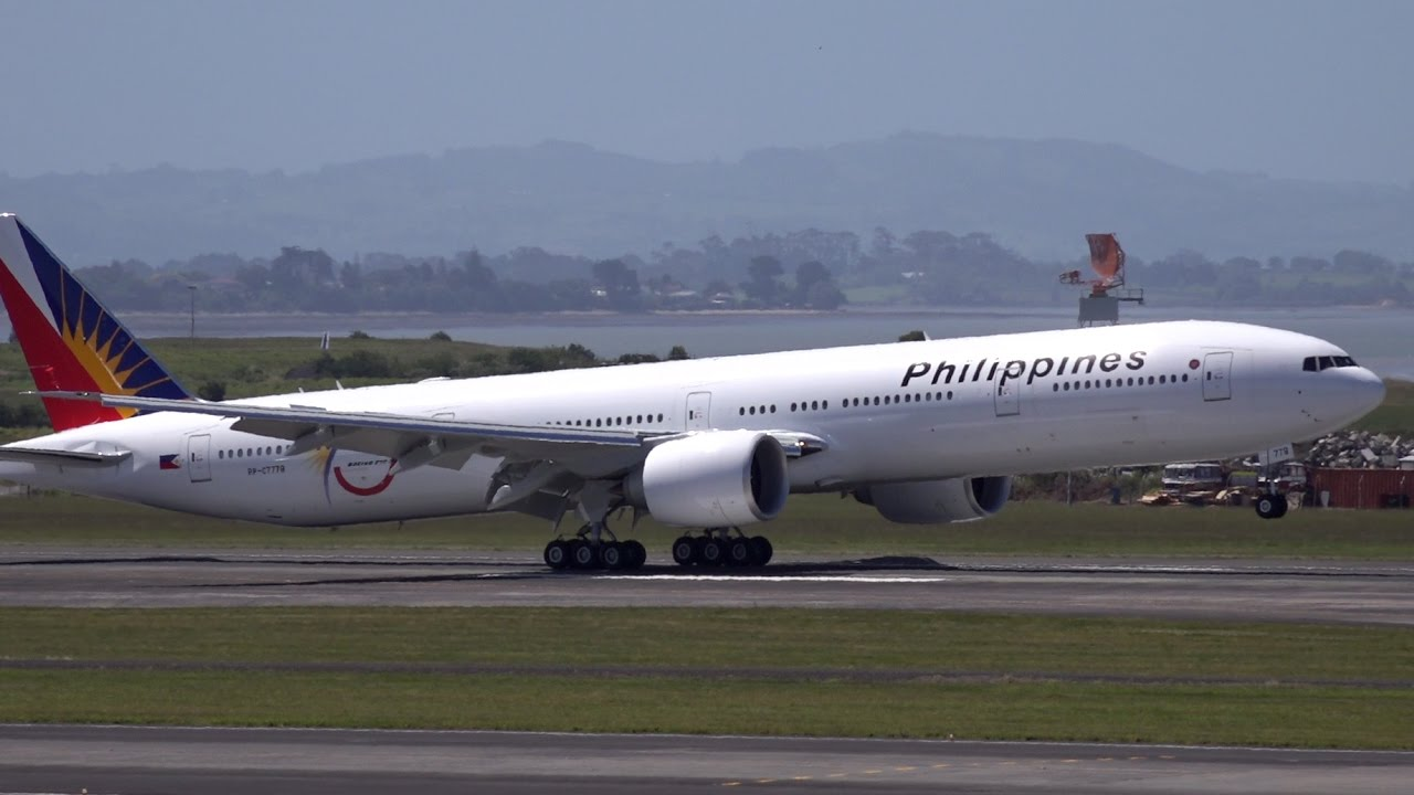 In Philippine Air Grille : Philippine airlines f er philippines president