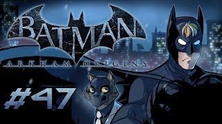 Batman: Arkham Origins Gameplay / Playthrough w/ SSoHPKC Part 47 - Directions Unclear