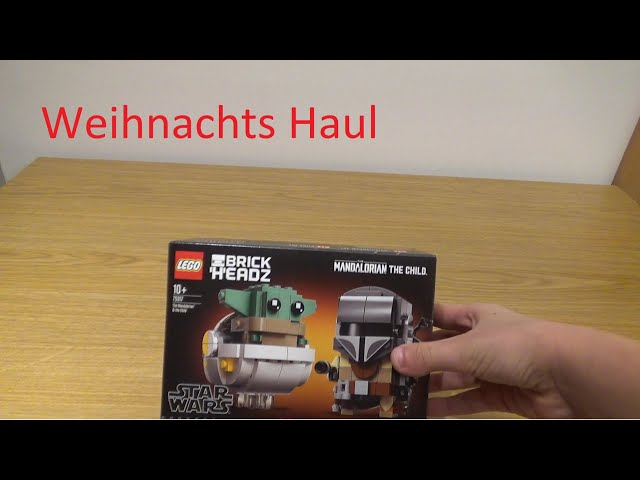 Weihnachts LEGO® Haul (Neu in meiner Sammlung)|Brick on Block|