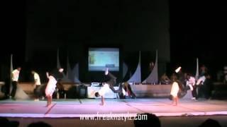 BOTY South Asia 2012 Freak N Stylz Showcase(India)