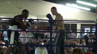 White Collar Fight Club - Darren Brooks V Nigel Cornell