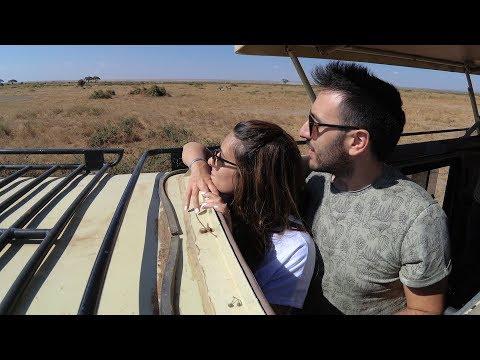 SAFARI IN AFRICA! • Kenya #1 [Nairobi - Amboseli National Park]