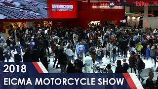 2018 EICMA Motorcycle Show | NDTV carandbike