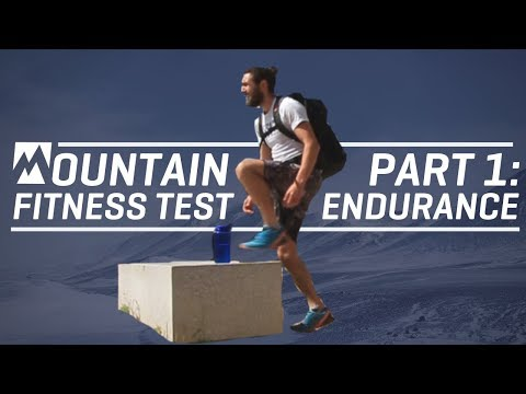 Mountain Fitness Test 2019 (Part 1: Endurance)