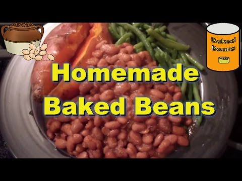 Baked Beans Slow Cooker Recipe