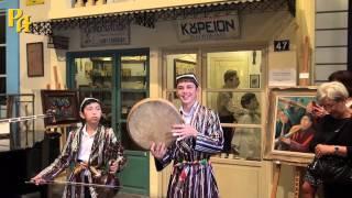 Фестиваль культуры Узбекистана в Афинах