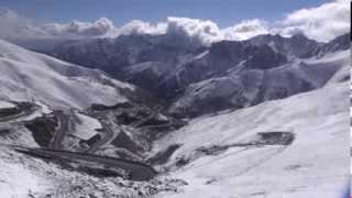 Средняя  Азия  и Памирский тракт. Путешествие  на автомобилях