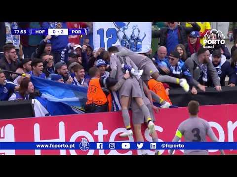 UEFA Youth League: Hoffenheim-FC Porto 0-3 meias-finais 26042019