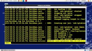 Linux Sys Admin II Week 4: Hardening SSH with Fail2ban (Part 2)