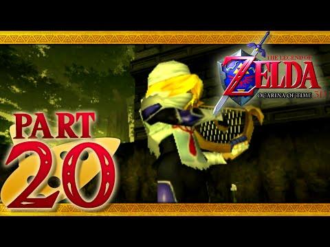 The Legend of Zelda: Ocarina of Time 3D - Part 20 - Minuet of Forest