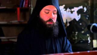 Богослужение в Новом Афоне. Монастырское пение.