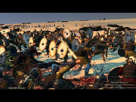 Total War Attila - Western Rome VS Huns