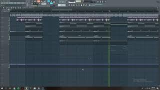 6ix9ine- KIKA (Ft. Tory Lanez) FL STUDIO REMAKE + FLP