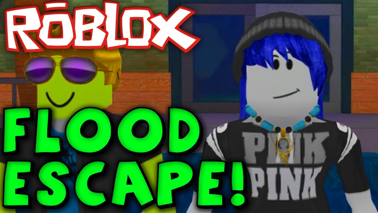 roblox flood escape games