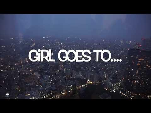 Tokyo Day 1 | Exploring Shinjuku | Hotel Gracery | Godzilla | Tonkatsu