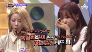 Video [ENG SUB] 170303 Singderella_Sunggyu's Hungry Gaze and Lovelyz Mokbang download MP3, 3GP, MP4, WEBM, AVI, FLV Mei 2018