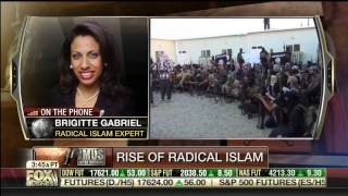 Brigitte Gabriel on why Peaceful Muslims Keep Silent