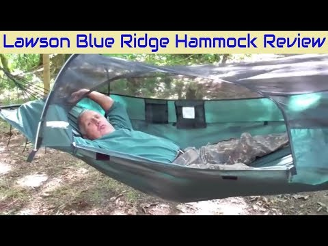 lawson blue ridge camping hammock review   best backpacking and hiking gear for outdoors adventures lawson blue ridge camping hammock review   best backpacking and      rh   youtube