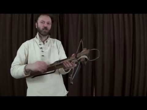 Heavy crossbows and light crossbows
