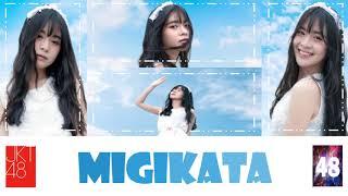 【Lirik】 Migikata (Pundak Kanan) - JKT48 // Cindy Yuvia