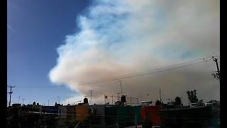 Nuevo - Incendio del Bosque de la Primavera 02 Abril 2017