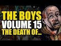 The Death of... (The Boys Vol 15: Over The Hill)   Comics Explained