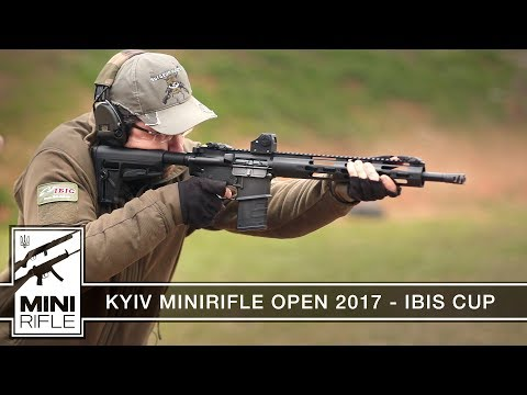 Міні-карабін: відкритий матч Kyiv Mini Rifle Open 2017 - IBIS Cup