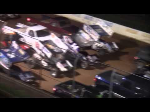 Port Royal Speedway PA Speedweek Highlights 7-04-15