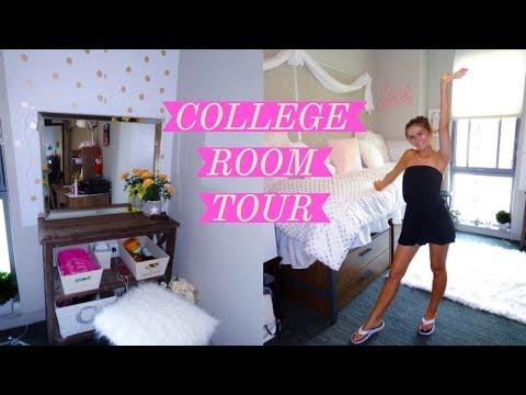 COLLEGE DORM TOUR - SJSU