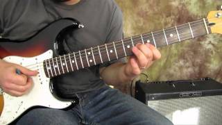 blues and rock guitar lesson land of a7 advanced and intermediate chords for comping