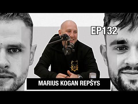 Download PVS #132 MARIUS KOGAN REPŠYS ( Diplomatiškas maroziškumas )