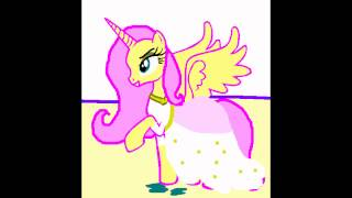 mlp this day aria fluttershy version