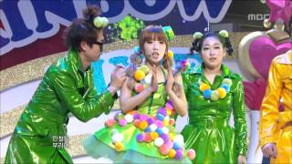 Rainbow Pixie - Hoi Hoi, 레인보우 픽시 - 호이호이, Music Core 20120121