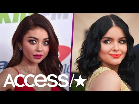 Sarah Hyland Shuts Down 'Pervs' Commenting On Ariel Winter's Instagram Photo | Access